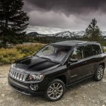 2017 Jeep Compass Wallpaper