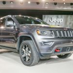 2017 Grand Cherokee Limited Model