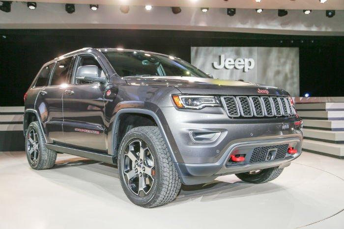 2017 Grand Cherokee Limited Model
