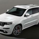2017 Jeep Cherokee SRT Model