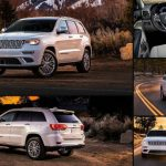 2017 Jeep Grand Cherokee Summit Changes
