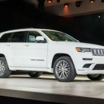2017 Jeep Grand Cherokee Summit Diesel