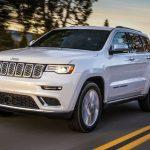 2017 Jeep Grand Cherokee Summit Drive