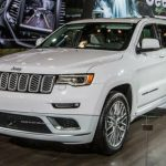 2017 Jeep Grand Cherokee Summit Exterior