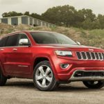 2017 Jeep Grand Cherokee Summit Exterior Colors