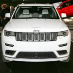 2017 Jeep Grand Cherokee Summit Facelift