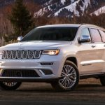 2017 Jeep Grand Cherokee Summit Model