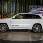 2017 Jeep Grand Cherokee Summit Redesign