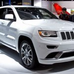 2017 Jeep Grand Cherokee Summit Release