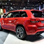 2017 Jeep Grand Cherokee Trackhawk Hellcat Exterior