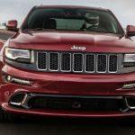 2017 Jeep Grand Cherokee Trackhawk Hellcat Facelift