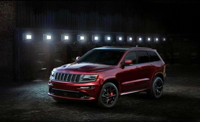 2017 Jeep Grand Cherokee Trackhawk Hellcat Redesign