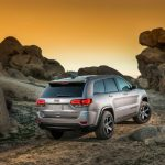 2017 Jeep Grand Cherokee Trailhawk Colors
