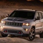 2017 Jeep Grand Cherokee Trailhawk Diesel