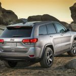 2017 Jeep Grand Cherokee Trailhawk Exterior