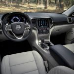 2017 Jeep Grand Cherokee Trailhawk Interior