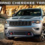 2017 Jeep Grand Cherokee Trailhawk Model