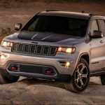 2017 Jeep Grand Cherokee Trailhawk Release