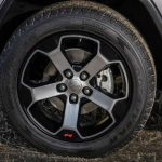 2017 Jeep Grand Cherokee Trailhawk Wheels