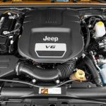 2017 Jeep Patriot Engine