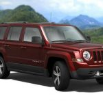 2017 Jeep Patriot Model