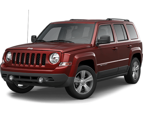 2017 Jeep Patriot Mule