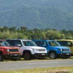 2017 Jeep Renegade Colors