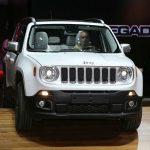 2017 Jeep Renegade Facelift