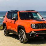 2017 Jeep Renegade Model