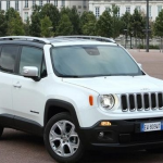 2017 Jeep Renegade Truck