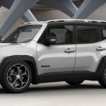 2017 Jeep Renegade Truck Exterior