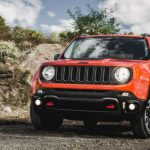 2017 Jeep Renegade Wallpaper