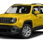 2017 Jeep Renegade Yellow