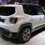2017 Jeep Renegade release