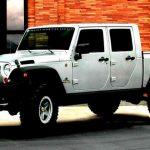 2017 Jeep Truck Concept