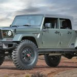 2017 Jeep Truck Diesel
