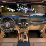 2017 Jeep Truck Interior