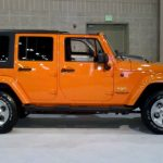 2017 Jeep Wrangler Colors