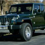 2017 Jeep Wrangler Pickup