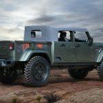 2017 Jeep Wrangler Pickup 4 Door