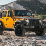 2017 Jeep Wrangler Rubicon Model