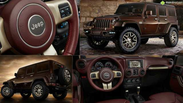 2017 Jeep Wrangler Unlimited Changes