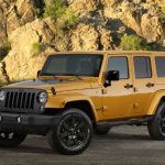 2017 Jeep Wrangler Unlimited Colors
