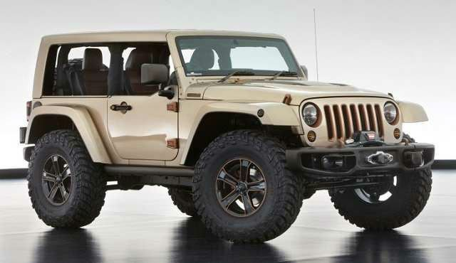 2017 Jeep Wrangler Unlimited Concept