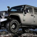 2017 Jeep Wrangler Unlimited Diesel