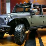 2017 Jeep Wrangler Unlimited Lifted