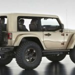 2017 Jeep Wrangler Unlimited Model
