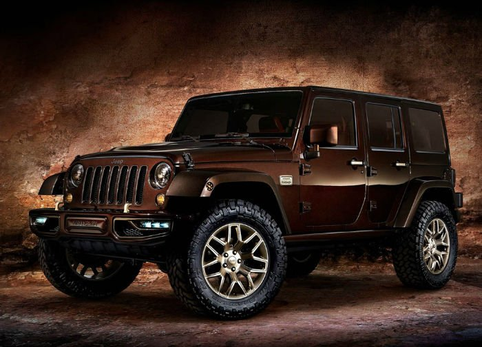 2017 Jeep Wrangler Unlimited Release