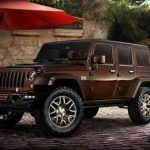 2017 Jeep Wrangler Unlimited Wallpaper