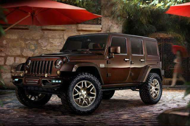 2017 Jeep Wrangler Unlimited Wallpaper